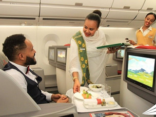 Fly More and Pay Less This Season with Ethiopian Airlines