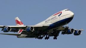 First Flight On The Boeing 747: My British Airways Experience