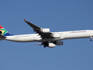 South African Airways Sells Airbus Aircraft and Spare Engines