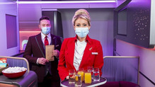 PaxEx: Virgin Atlantic Launches New Spring Menus