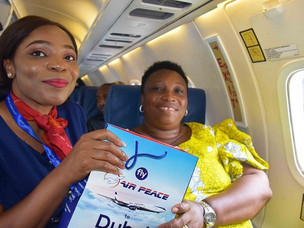 Air Peace Commences Flight Operations Between Lagos and Warri