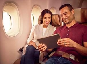 Etihad Airways Enhances Mobile App with More Features