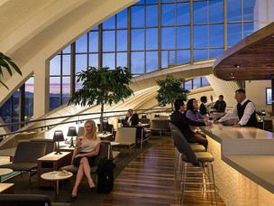 Star Alliance Lounge at Los Angeles Airport Emerges Top