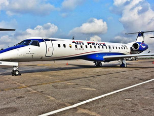 Air Peace Takes Delivery of 7th Embraer ERJ-145 Aircraft