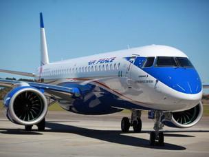 Inside Africa's First Embraer E195-E2 Jet