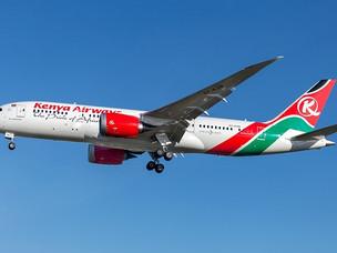 The Wait is Over. Kenya Airways Resumes Scheduled Flights
