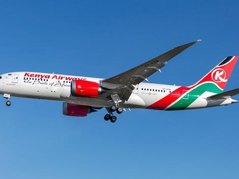 Kenya Airways Resumes Scheduled Flights to France