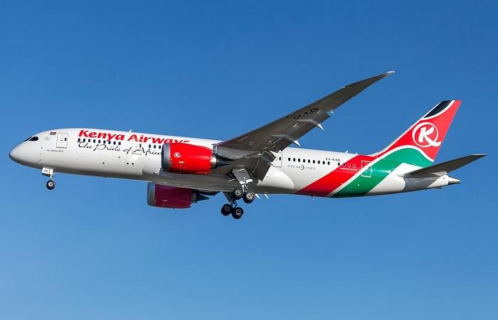 Kenya Airways Boeing 787 Dreamliner