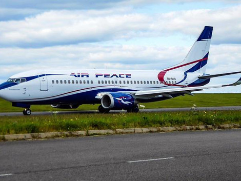 Popular Demand: Air Peace Resumes Flights to Accra