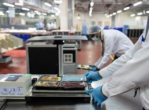 Etihad Teams up with Lumitics to Reduce Food Wastage