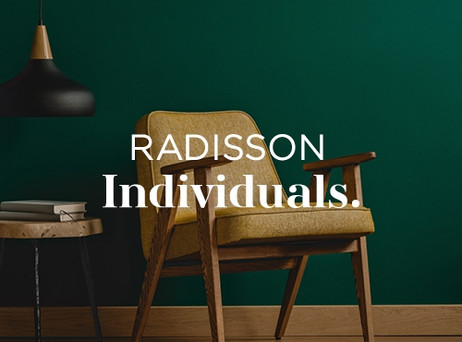 Radisson Hotel Launches New Brand 'Radisson Individuals'