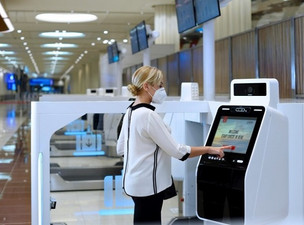 Emirates Introduces Self Check-in and Bag Drop Kiosks