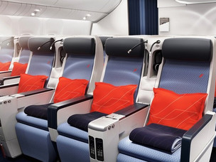 Air France Unveils New 'Padded' Comfort Kits In Premium Economy