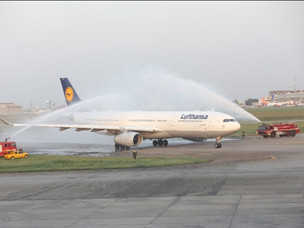 Finally, Lufthansa Resumes Scheduled Flights to Nigeria