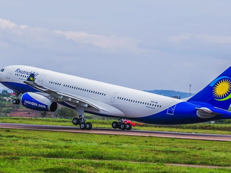 RwandAir Becomes First African Airline to Trial IATA Travel Pass
