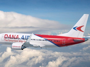 Dana Air Returns to Enugu, Introduces Abuja Owerri Flights