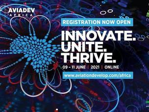 Registration Opens For AviaDev Africa Online 2021