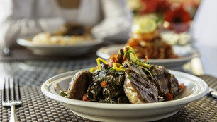 Enjoy Top Cuisine This Winter at Four Seasons Alexandria