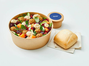 Lufthansa Partners with dean&david For New Catering Concept