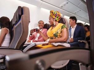 South African Airways and Africa World Partner For US Flights
