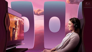 Qatar Airways Offers Passengers Free On-board Wi-Fi