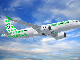 Nigeria's Green Africa Airways Set to Order 50 Airbus A220s
