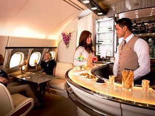 PaxEx: Emirates Onboard Lounge Returns to Guangzhou