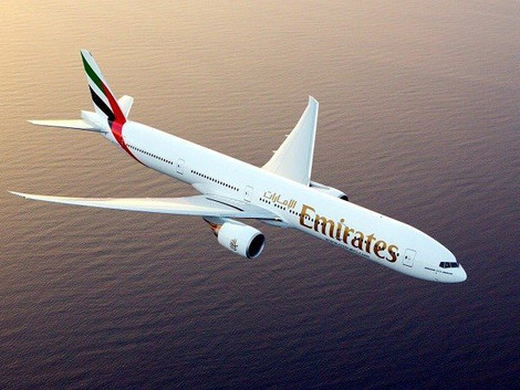 Emirates Resumes Flights to Newark via Athens