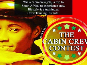 CSR: Dana Air Sponsors Africa's First Ever Cabin Crew Contest