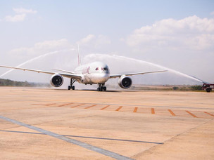 Qatar Airways Touches Down in Abuja