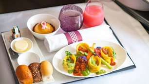 Qatar Airways Introduces Fully Vegan Gourmet Dishes