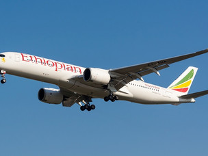 Ethiopian Airlines Resumes Regular Flights to Nigeria