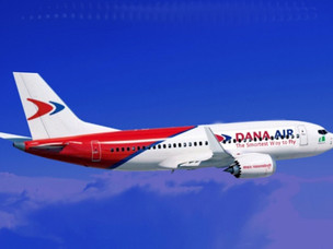 Dana Air Increases Frequency to Enugu, Owerri and Port Harcourt