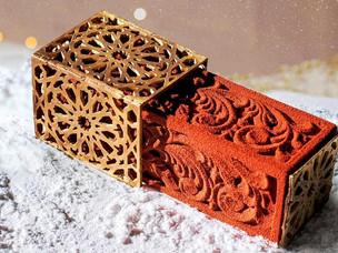 Celebrate the Festive Holiday Season with Bûche Ar{t}abia