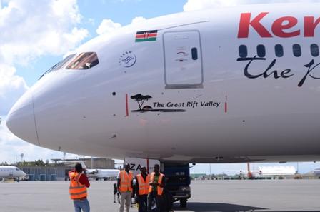 Kenya Airways to Deploy Boeing 787 Dreamliner to Paris