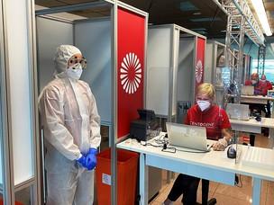 COVID-19: Lufthansa Begins Trials For Antigen Rapid Tests