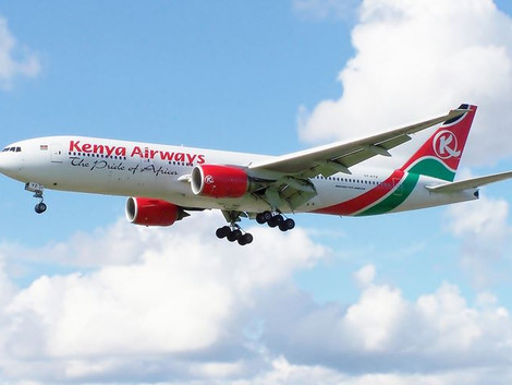 Kenya Airways Deploys Boeing 777-300ER to Amsterdam