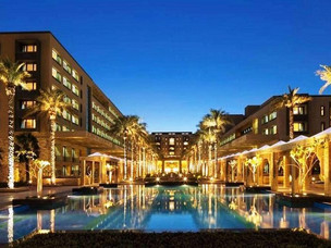 Jumeirah Messilah Hotel Receives Veritas Safety Label