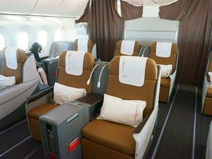 FLIGHT REVIEW: Kenya Airways: CDG-NBO-CDG