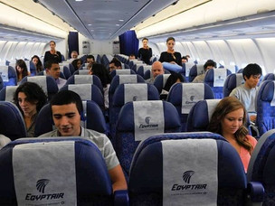 FLIGHT REVIEW: EgyptAir: J'burg to Istanbul via Cairo