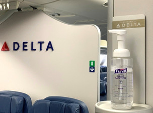 Five Ways Delta is Keeping Lavatories Safe For You