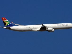 South African AirwaysAmong World's Most Punctual Airlines