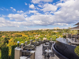 Celebrate Christmas 'On the Hill' at Four Seasons Johannesburg