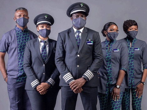 Style and Elegance: Green Africa Unveils Crew Uniforms