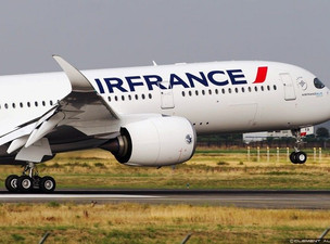 Air France Updates Flight Schedule For Winter Operations