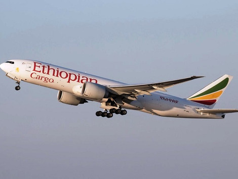 Ethiopian Airlines Partners with UNICEF to Distribute Vaccine