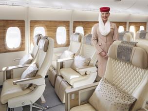 Emirates Unveils Premium Economy Class and Enhanced Cabins
