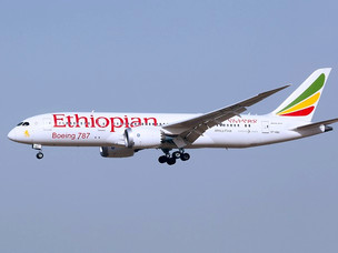 Ethiopian Airlines Resumes Passenger Service to Hong Kong