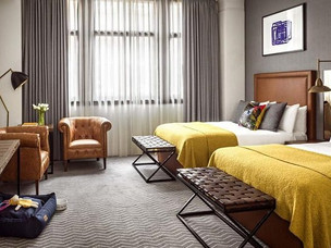 Kimpton Clocktower Hotel Opens in Manchester City