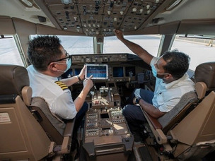 Etihad Airways Introduces Electronic Logs For Crew